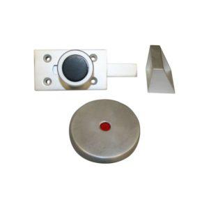 Toilet Cubicle Locking Set