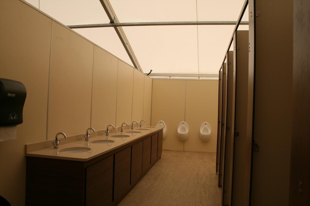 Thornton Manor Toilets